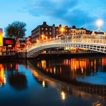 Five Night Dublin Culture Break for Two