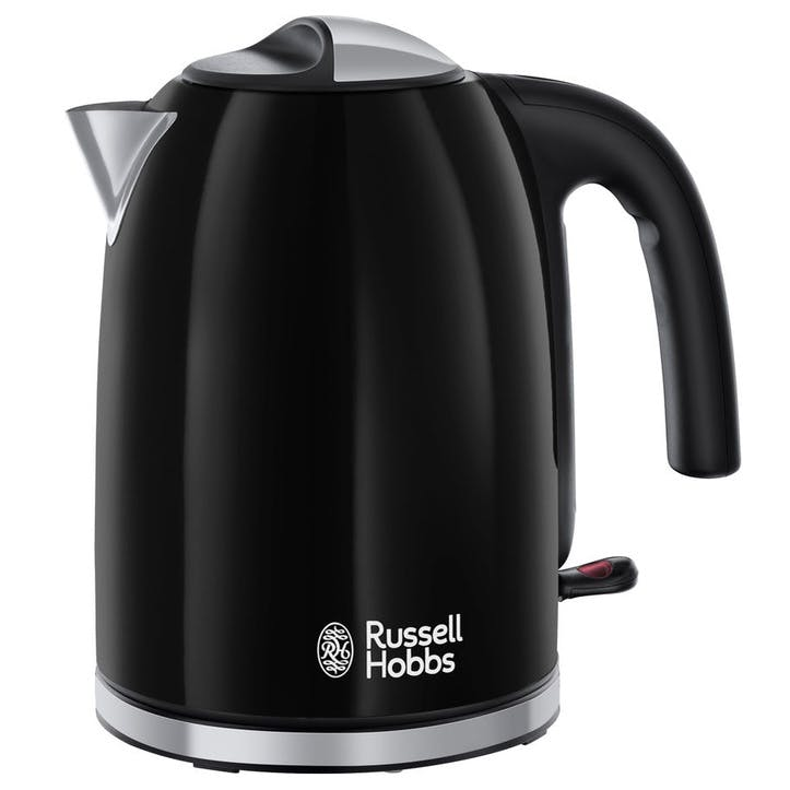Colours Plus Kettle; Black