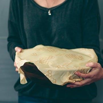 Bee's Wrap Print Food Wrap, Large