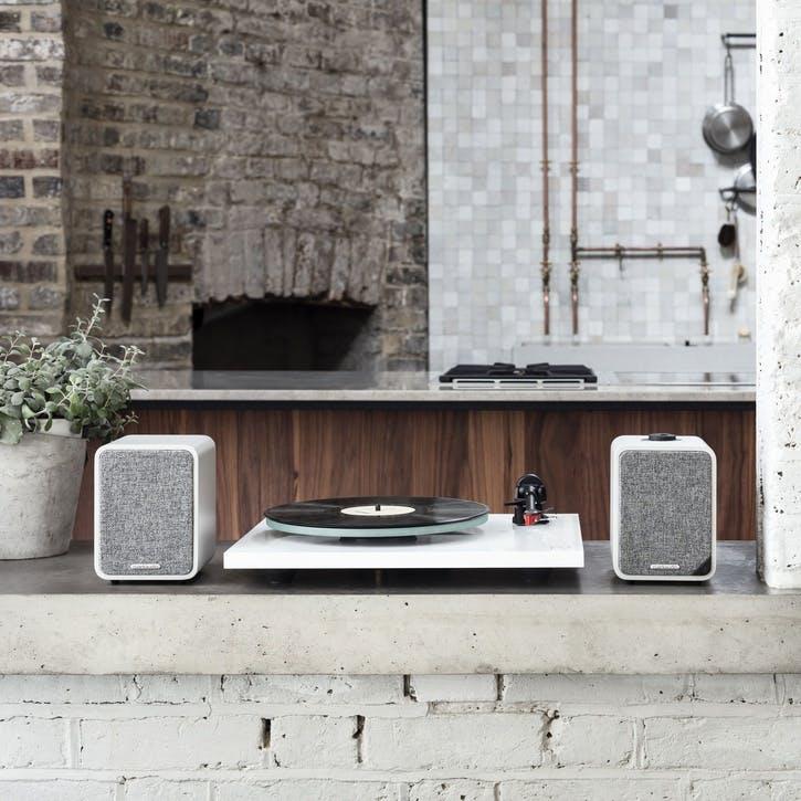 MR1 Mk2 Bluetooth Speaker System; Grey