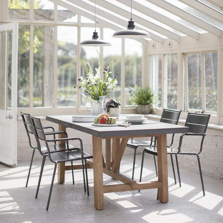 Chilson Table, Small, Cement Fibre