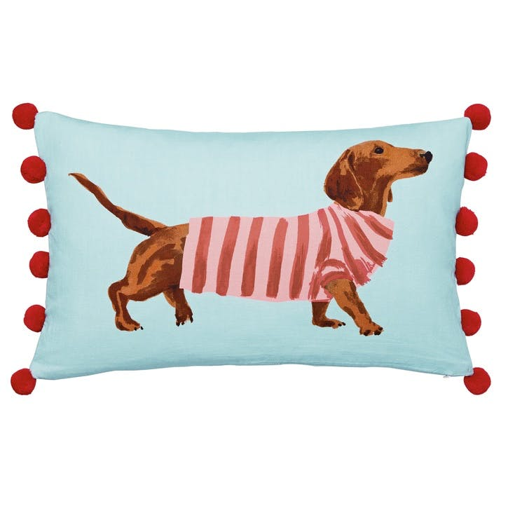 Falmouth Dogs Cushion