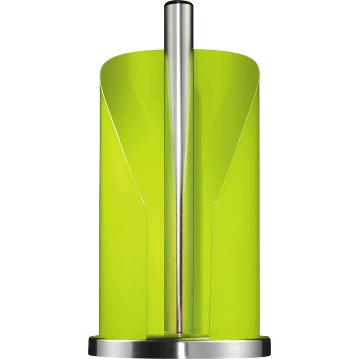Kitchen Roll Holder, Lime Green