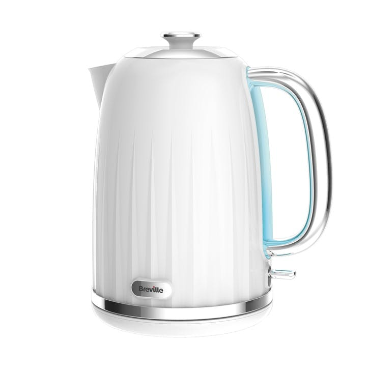 Impressions Kettle; White