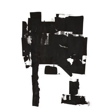 Tree Study No 02 - Malene Birger Art Print D50cm x H70cm
