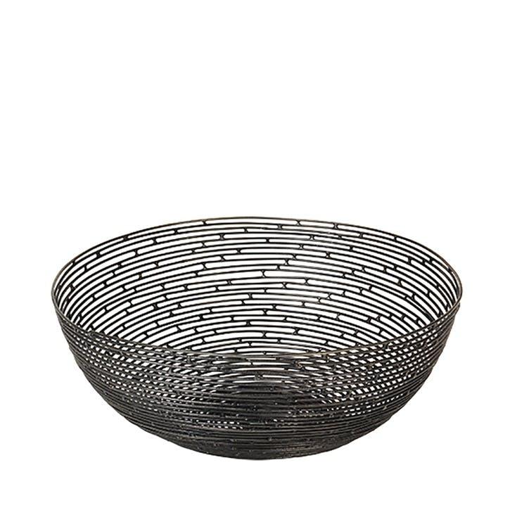 Algot Basket, Black
