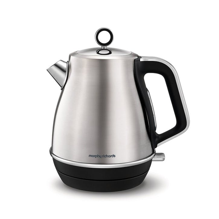 Evoke Jug Kettle; Brushed Steel