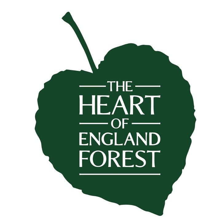 A Donation Towards The Heart of England Forest