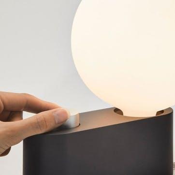 Alumina Table Lamp H28 x W15 Black
