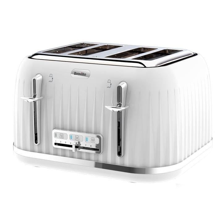 Impressions Toaster; White
