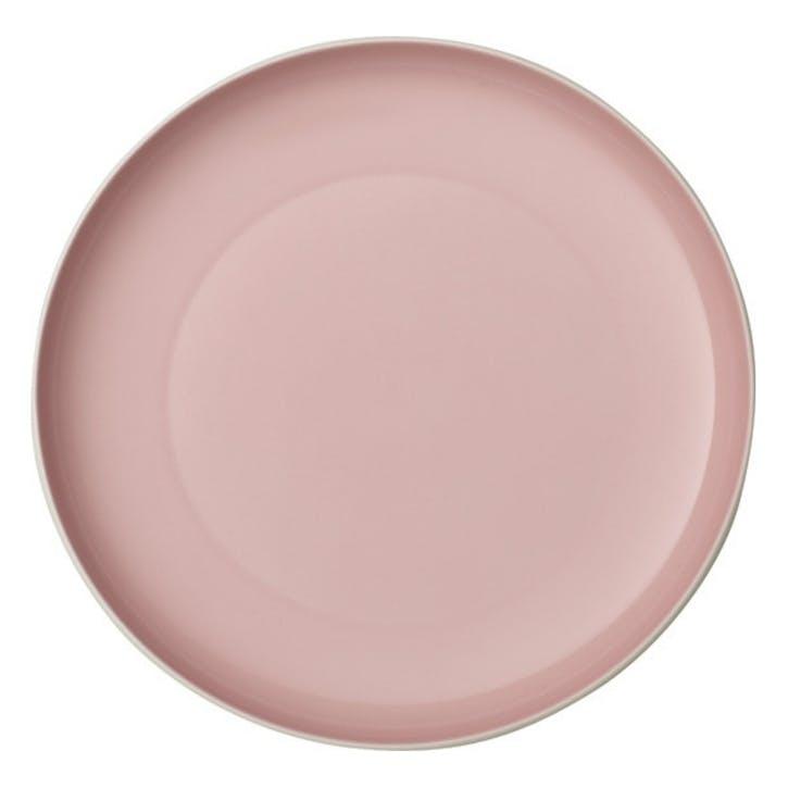 It's My Match Uni Dinner Plate, Pink