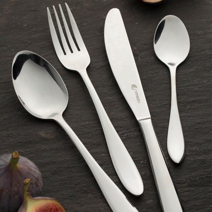 Eden Cutlery Set, 24 Piece