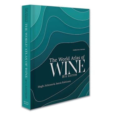 World Atlas of Wine, 8th Edition