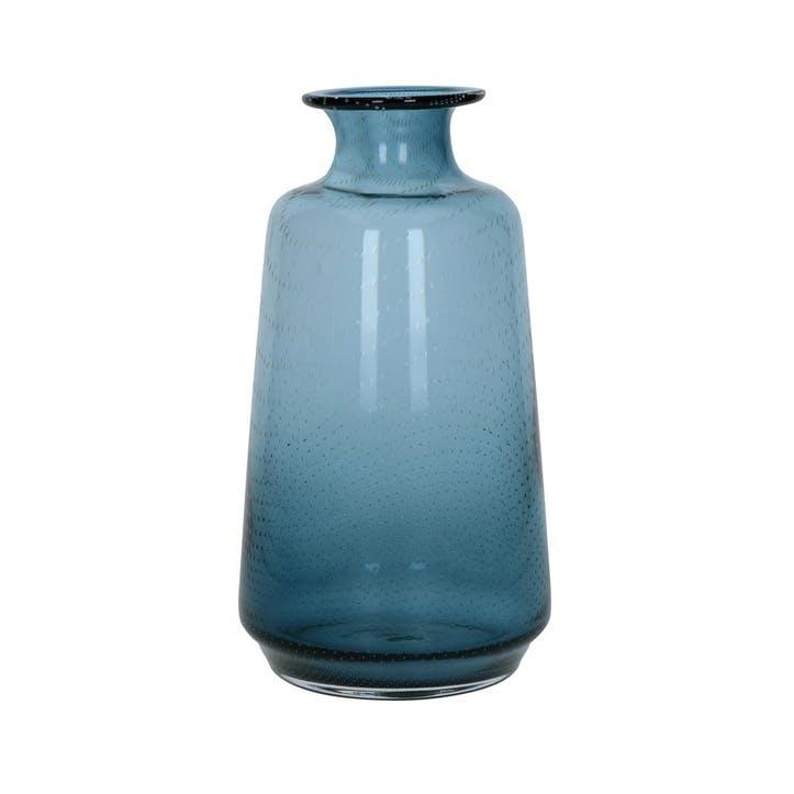 Asa Vase, Large, Blue