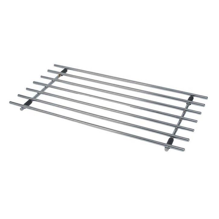 Chrome Rectangular Trivet