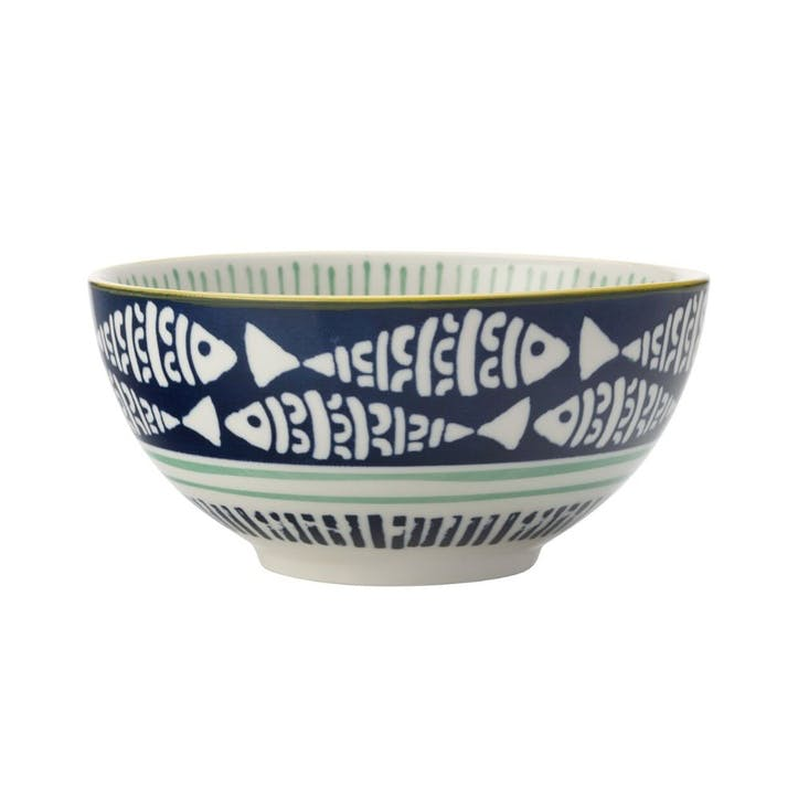 Laguna Cereal Bowl, Fish