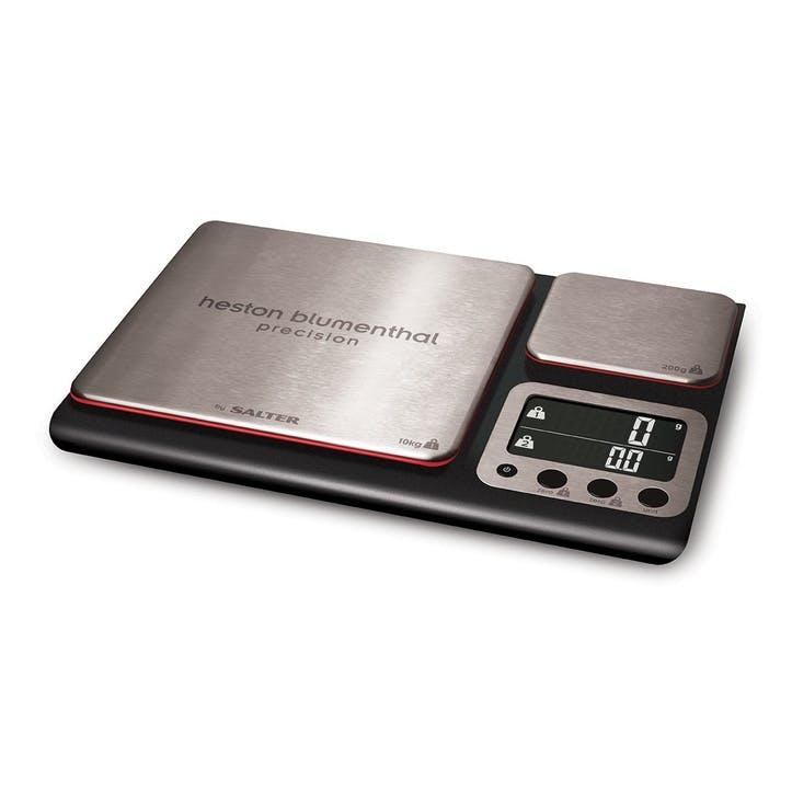Heston Blumenthal Precision Dual Platform Digital Kitchen Scales