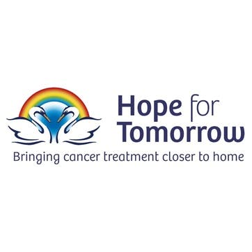 A Donation Towards Hope For Tomorrow
