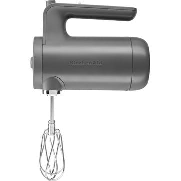 Cordless hand mixer, Charcoal Grey