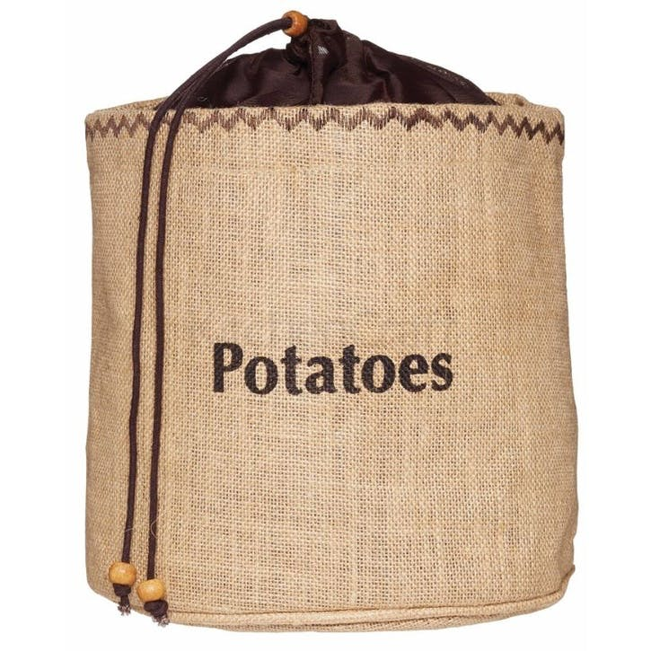 Jute Potato Sack