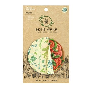 Herb Garden VeganWrap Assorted 3 Pack