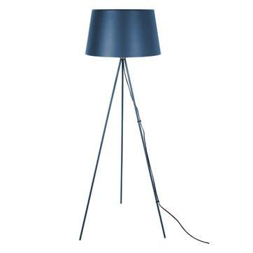Tripod Floor Lamp, Blue