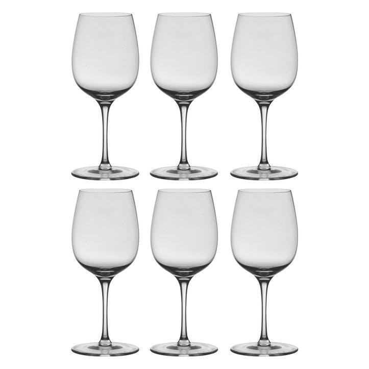 Vienna White Wine Glass, Set of 6