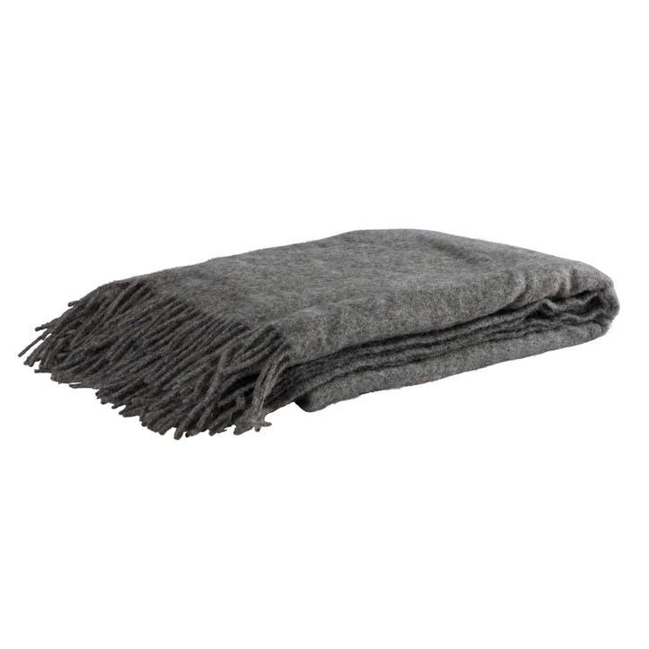 Leia Wool Blanket