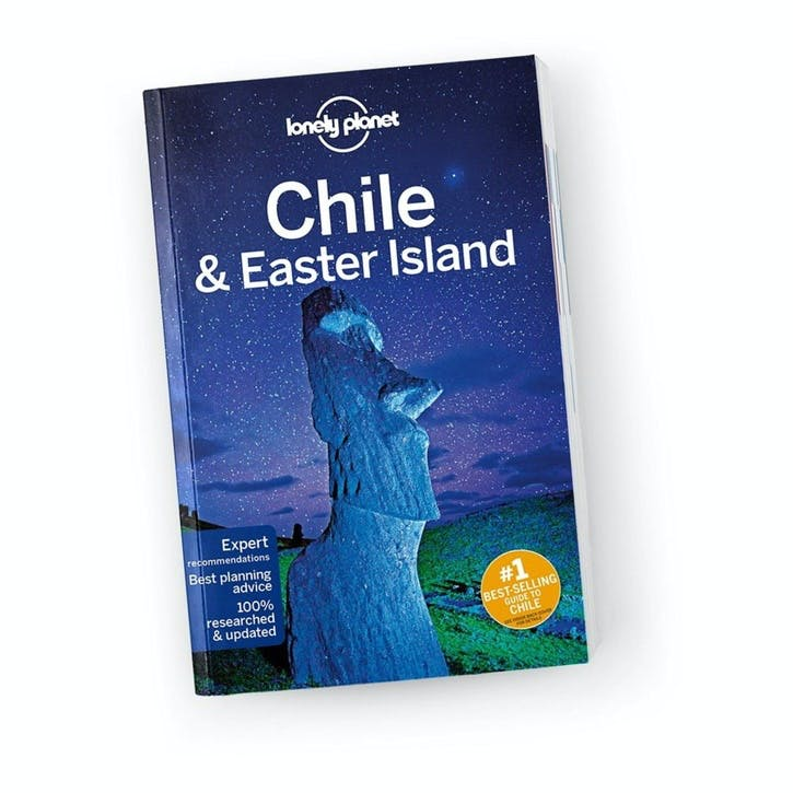 Lonely Planet Chile & Easter Island, Paperback