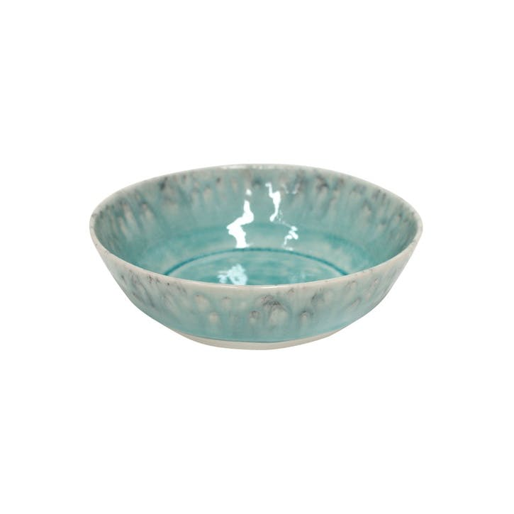Madeira Blue Pasta Bowls, Set of 6