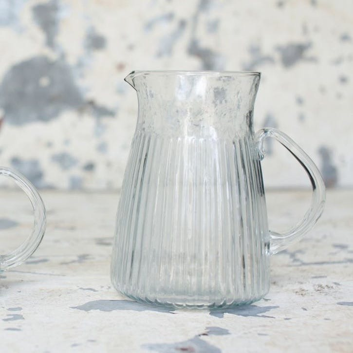 Ruri Glass Jug - Large