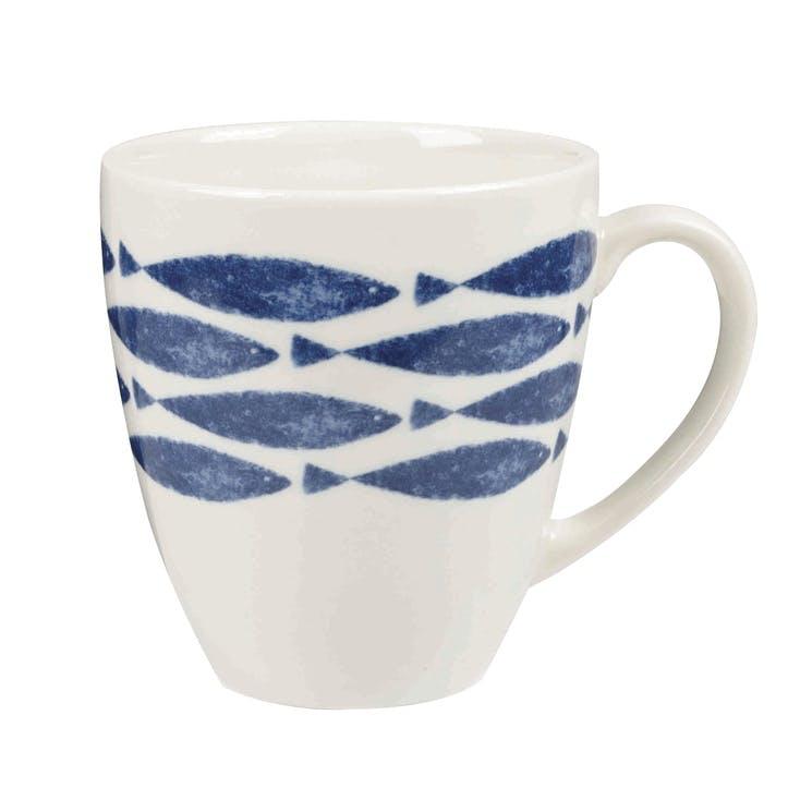 Sieni Fishie On A Dishie Downstream Mug
