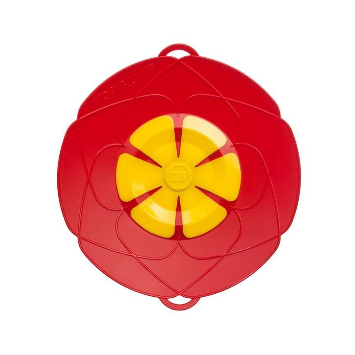 Spill Stopper Medium, 25.5cm, Red