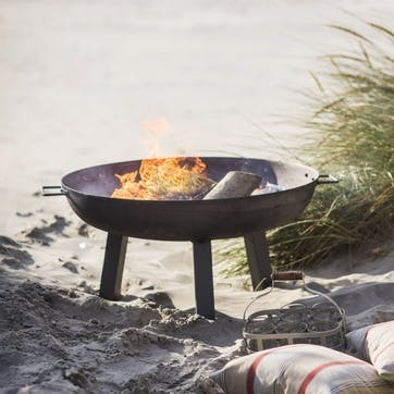 Foscot Fire Pit ; Medium
