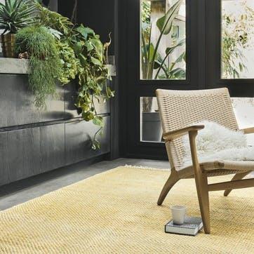 Atelier Craft, Rug, 160 x 230cm, Yellow