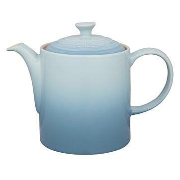 Stoneware Grand Teapot - 1.3L; Coastal Blue