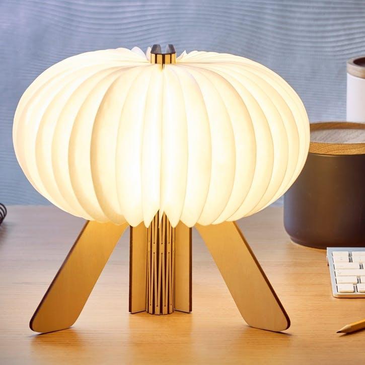 R Space Lamp, Maple