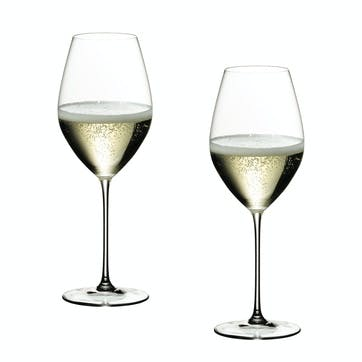 Veritas Champagne Glass, Set of 2