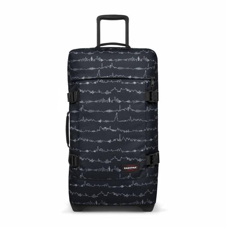 Tranverz Suitcase, Medium, Beat Black