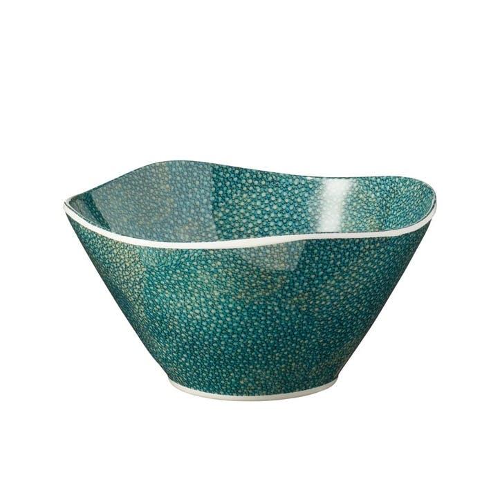 Shagreen Print Bowls, Set of 4