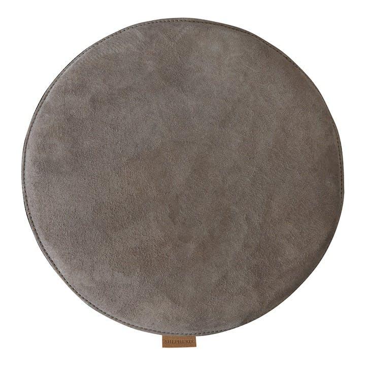 Sindra Seat Cushion, Asphalt