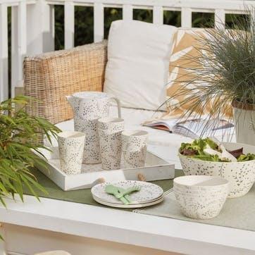Natural Elements Bamboo Fibre Tumbler, Set of 4
