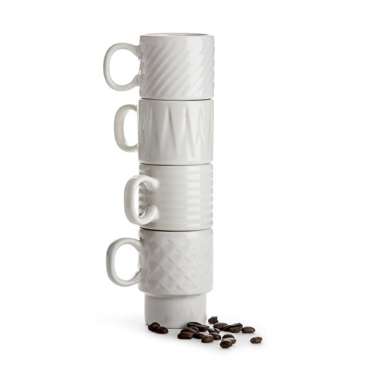 Coffee & More Espresso Mug Set