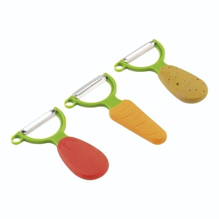 Peeler Veggie Set
