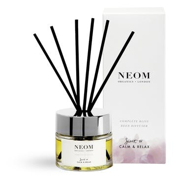 Scent to Calm & Relax, Reed Diffuser Complete Bliss, 100 ml