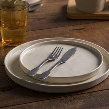 Saga Matte 12 Piece Fish Cutlery Set