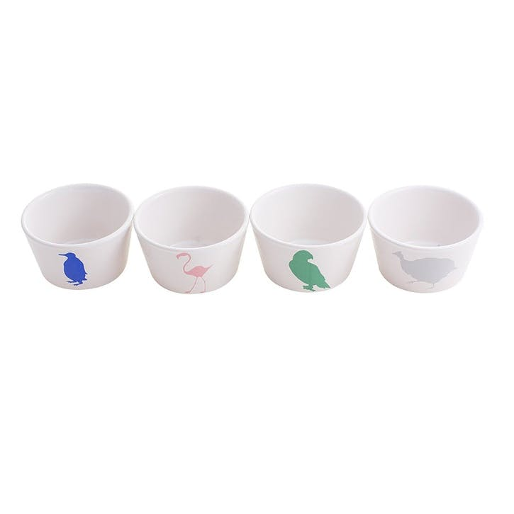 Animal Ramekin, Set of 4