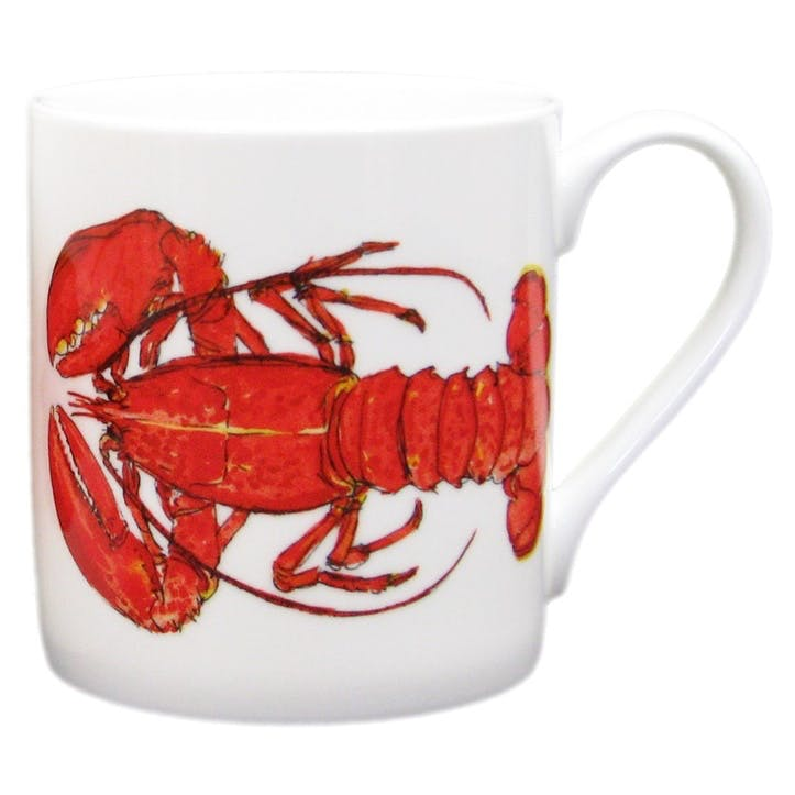 Red Lobster Large Mug - 9cm x 8cm