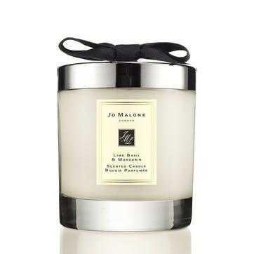 Home Candle, Lime Basil & Mandarin