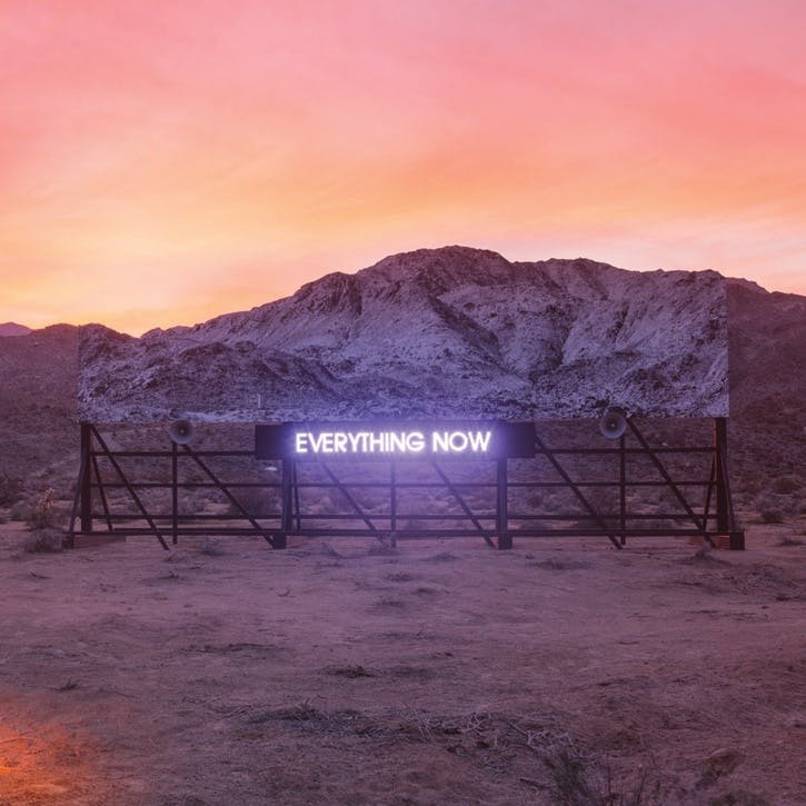 "Arcade Fire, Everything Now 12"" Vinyl"
